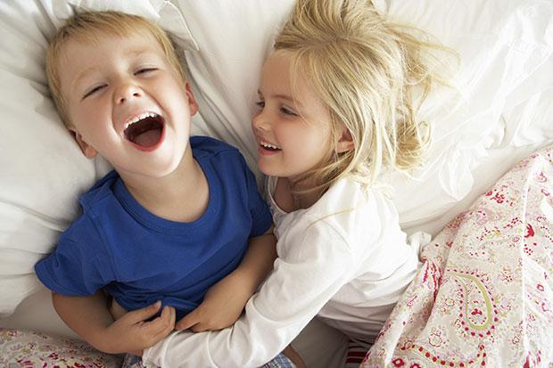 ข้อดีของการมีพี่ชายหรือน้องชาย