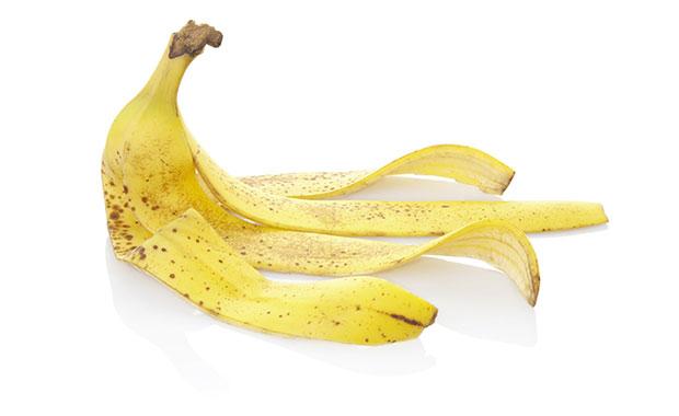 คุณประโบชน์ของเปลือกกล้วย
