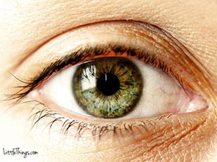 สีของดวงตาสามารถบอกบุคลิก
