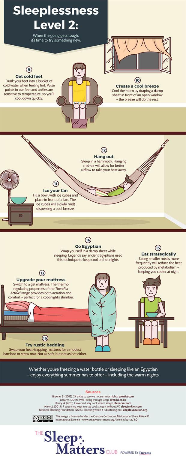 วิธีประหยัดพลังงานและรักษาอุณหภูมิให้เย็นสบายยามค่ำคืน