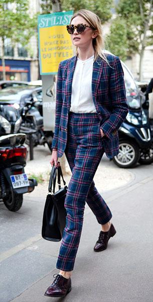 Masculine รองเท้า Oxford