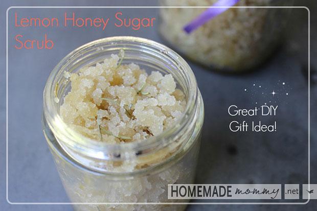 สูตรขัดผิวทำเองด้วยน้ำตาลน้ำผึ้ง