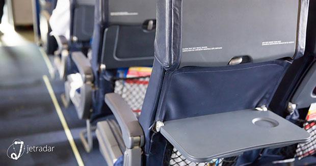 อย่าคิดว่าทุกอย่างบนเครื่องบินสะอาด