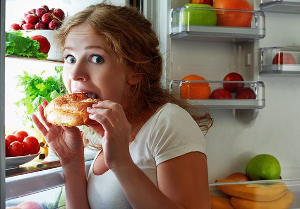 อาหารที่ก่อให้เกิดการอักเสบภายในร่างกาย