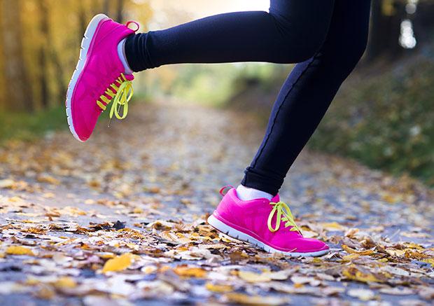 เลือกรองเท้าวิ่ง