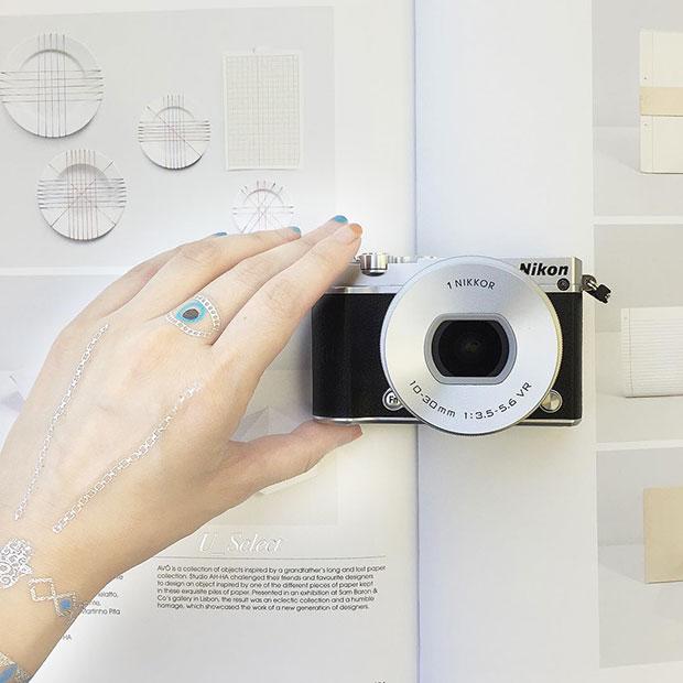 กล้องถ่ายรูปที่แชร์ภาพได้ทันที
