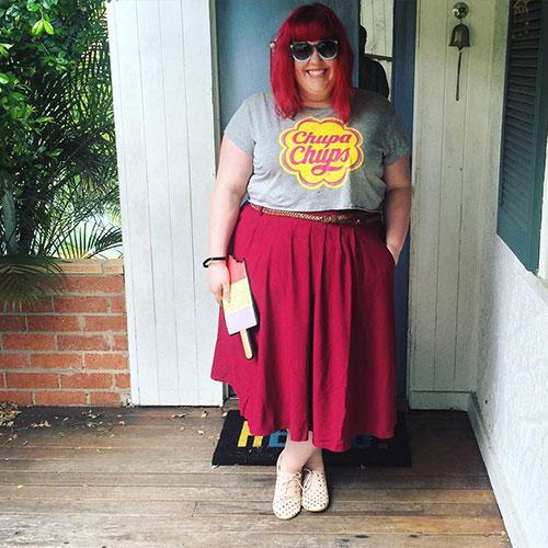 StyleHasNoSize ผู้หญิงไซส์ใหญ่