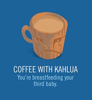 กาแฟสามารถบ่งบอกได้ว่าคุณคือคนประเภทไหน