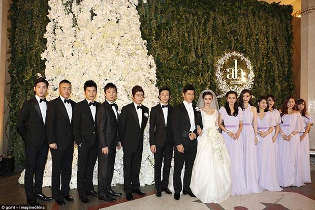 งานแต่งงานของแองเจลาเบบี้