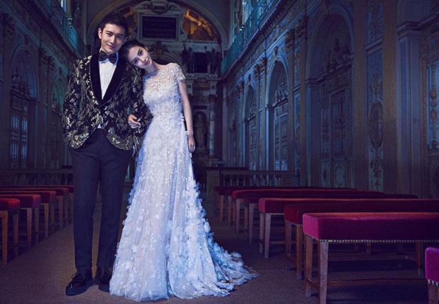 งานแต่งงานแองเจลาเบบี้