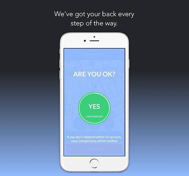 ต้องตอบแอพพลิเคชั่นว่าทุกอย่างเรียบร้อยดีภายใน 15 วินาที
