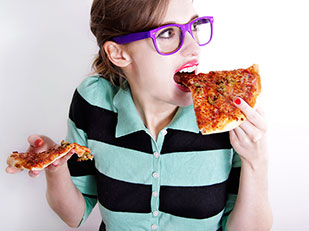 ทำนายบุคลิกลักษณะโดยพฤติกรรมการกิน
