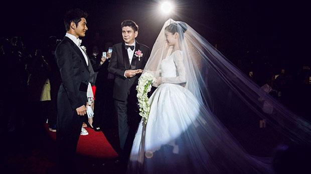 พิธีแต่งงานสุดหรู