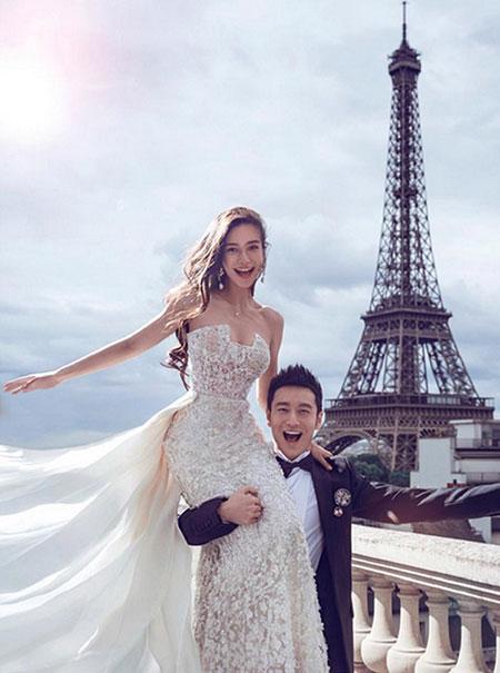 ภาพถ่ายพรีเวดดิ้งที่ปารีส