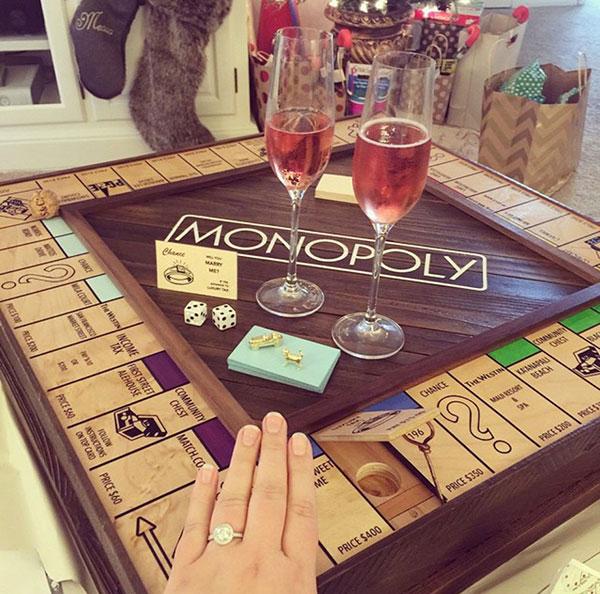 เกมเศรษฐีให้แหวนแต่งงาน