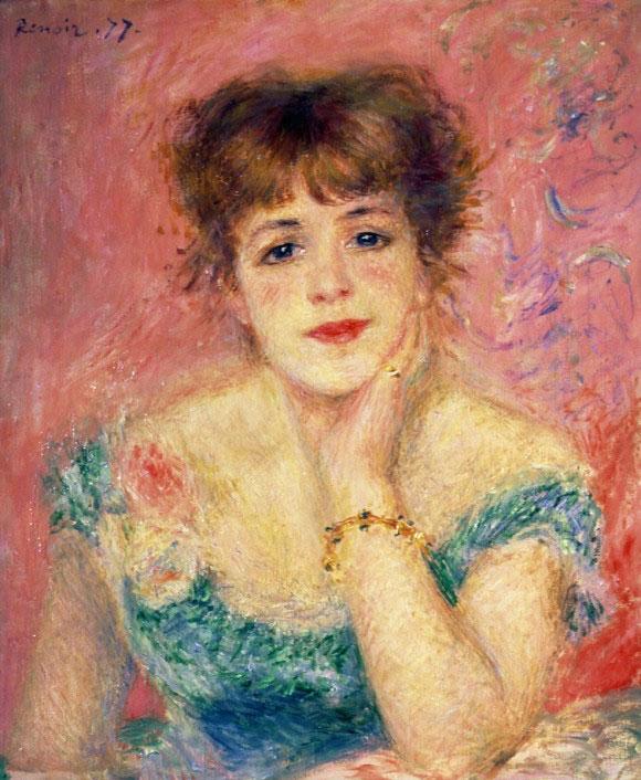 เคล็ดลับการปัดแก้มแดงสไตล์ Renoir