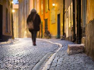 แอพรักษาความปลอดภัยให้ผู้หญิงที่ต้องเดินคนเดียวตอนกลางคืน