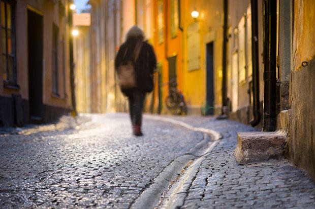 แอพสำหรับผู้หญิงที่ต้องเดินคนเดียวตอนกลางคืน
