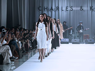 Charles & Keith เปิดตัว Winter 2015 Collection