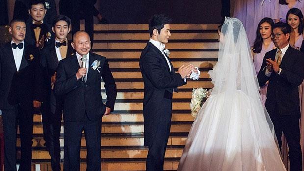 งานแต่งงานกว่า 1,000 ล้านบาทของแองเจลาเบบี้