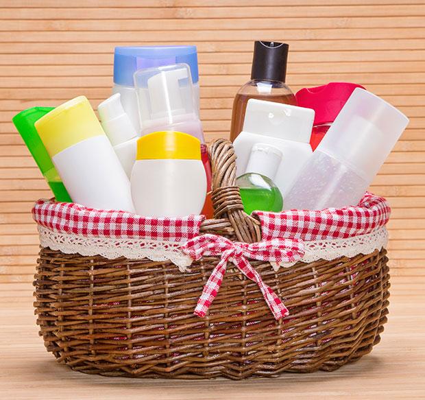 ผลิตภัณฑ์เพื่อสุขอนามัยส่วนบุคคล สารพิษในชีวิตประจำวัน