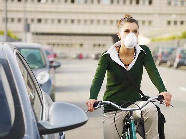 มลพิษทั้งในร่มและกลางแจ้ง สารพิษในชีวิตประจำวัน