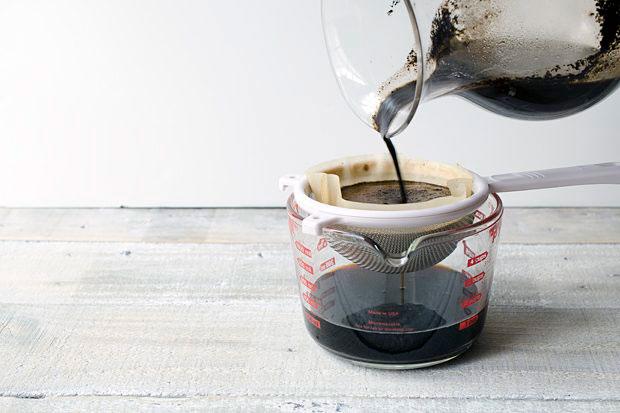 วิธีชงกาแฟด้วยน้ำเย็น