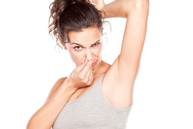 เคล็ดลับง่ายๆในการกำจัดกลิ่นกาย