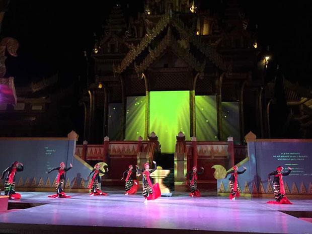 Dandaree Season2 Myanmars Most Stunning Show