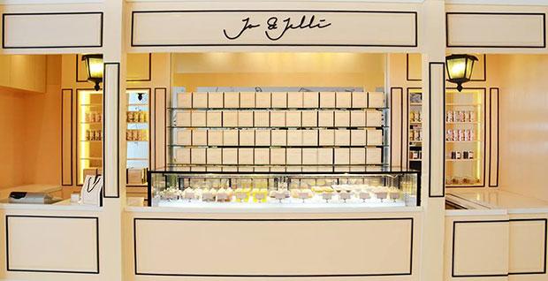 Jo&Jelli ร้านขนมหวานที่เซ็นทรัลเอ็มบาสซี่