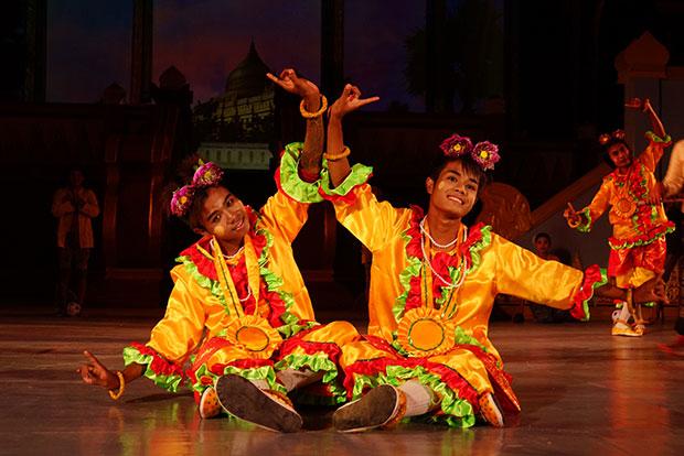 Myanmars Most Stunning Show