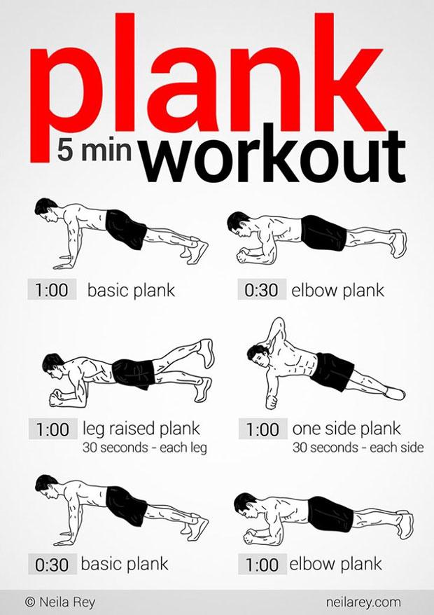 ท่า Planks