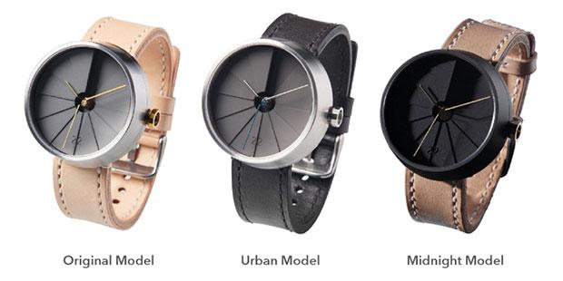 นาฬิกา 4th Dimension Original Model, Urban Model, Midnight Model