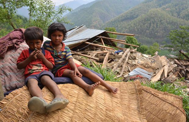 ภัยธรรมชาติในเนปาลและเชนไน