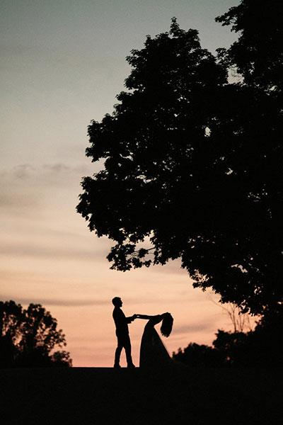 ภาพถ่ายคู่แต่งงาน