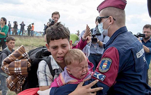 วิกฤติผู้ลี้ภัย