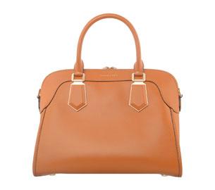 กระเป๋าสีน้ำตาล