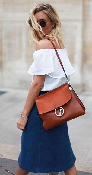กระเป๋า Chloe Faye