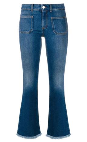 กางเกงขาบาน Stella Mccartney