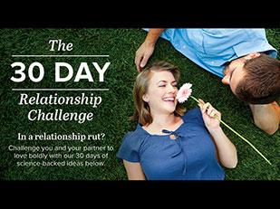 ทดลองในการเสริมสร้างความสัมพันธ์