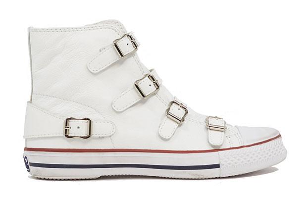 รองเท้า ASH รุ่น Virgin สีขาว