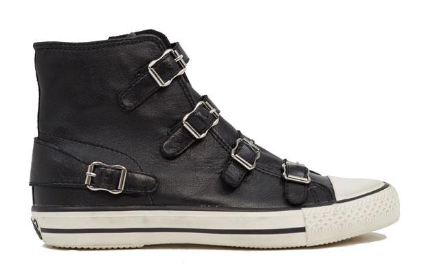 รองเท้า ASH รุ่น Virgin สีดำ