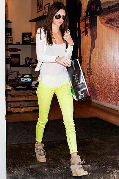 รองเท้า ASH Kendall Jenner
