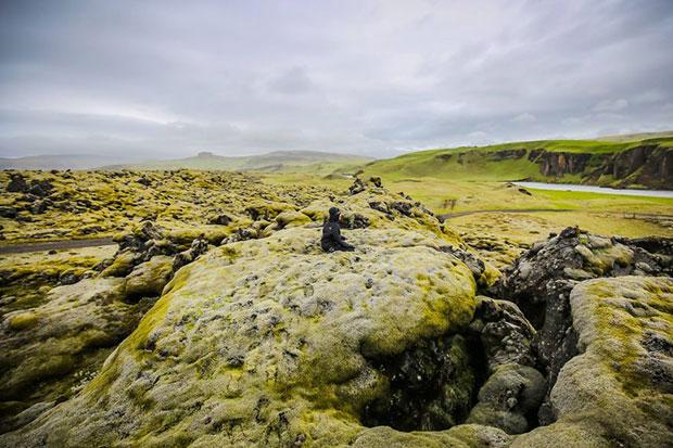 เดินทางไปทุ่งหญ้าในไอซ์แลนด์