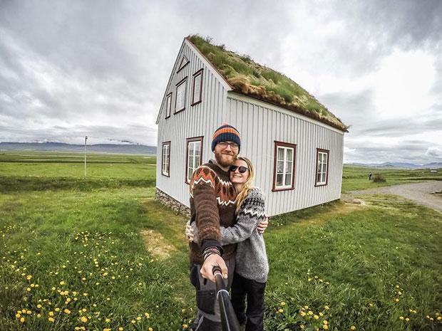 เดินทางไปประเทศไอซ์แลนด์