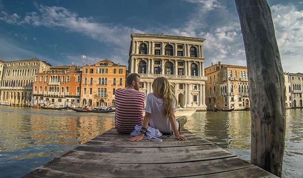 เดินทางไปเวนิสประเทศอิตาลี