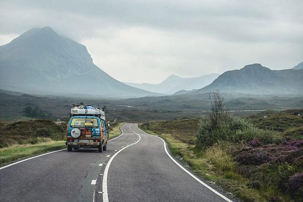 เดินทาง