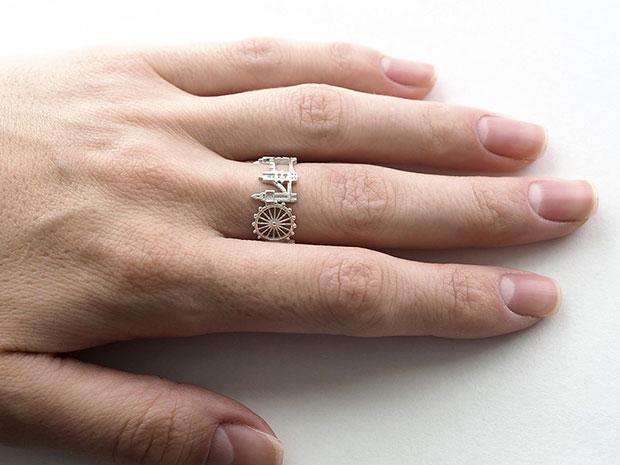 แหวนรูปกรุงลอนดอน