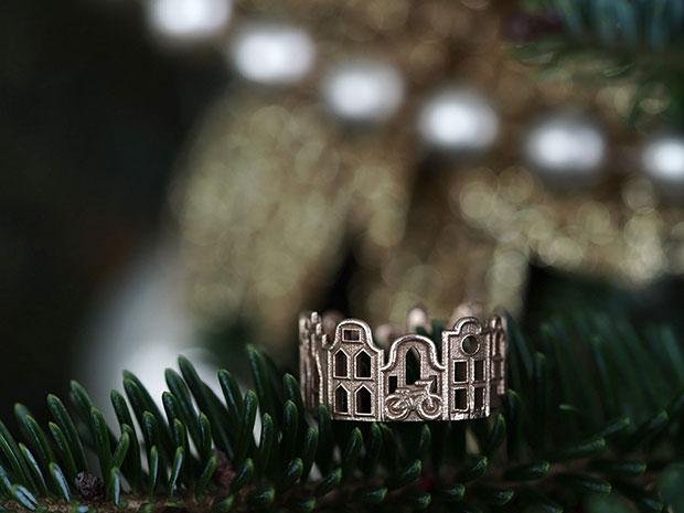 แหวนรูปกรุงอัมสเตอร์ดัม