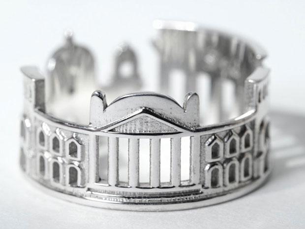 แหวนรูปกรุงเบอร์ลิน